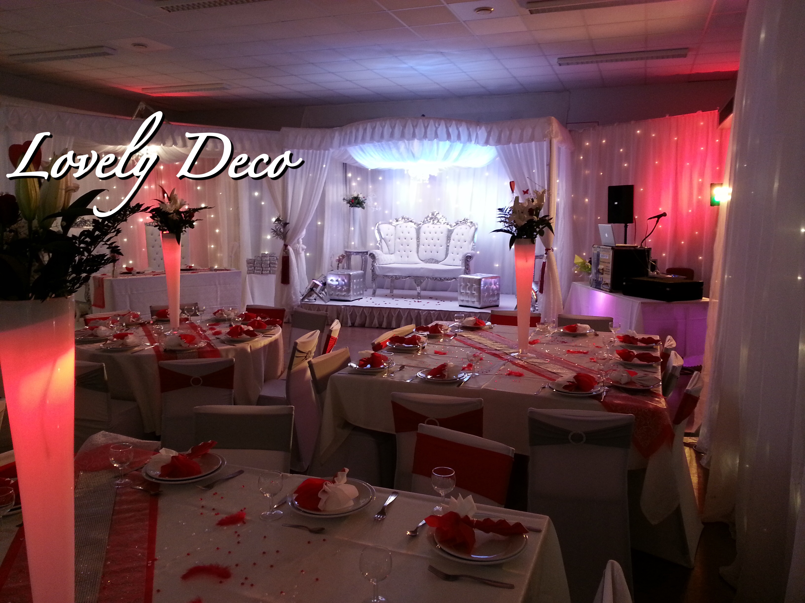 Lovely Deco Decorateur De Votre Mariage Oriental